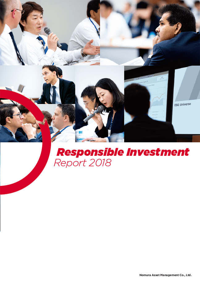 Responsible Investment Report 2018